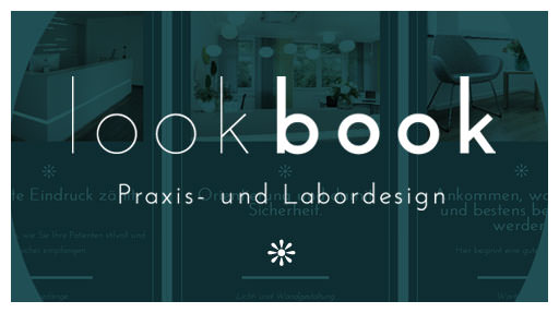 Unser neues Lookbook